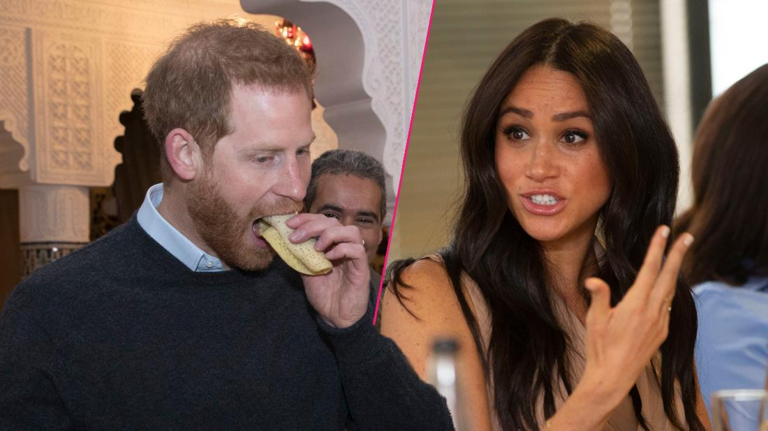 Meghan Markle Ordering Prince Harry To Get In Shape