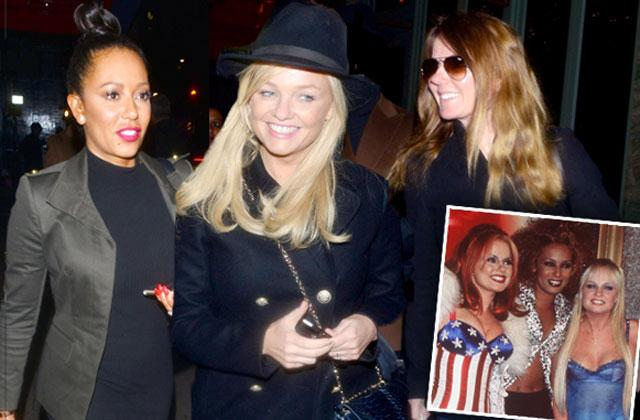 Spice Girls Reunion Photos