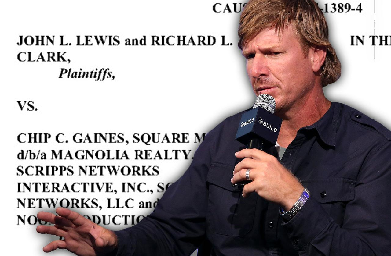 //chip gaines joanna gaines sued friends fraud mangolia realty fixer upper pp