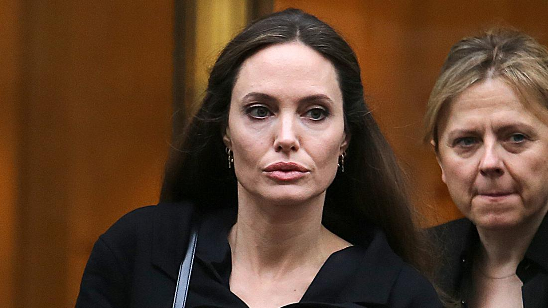 Angelina Jolie's 'Maleficent' Movie Flops After Maddox's College Move