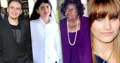 //paris jackson katherine prince blanket not estranged grandmother siblings pp sl