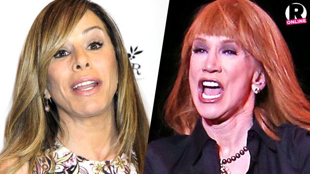 Kathy Griffin Fires Back