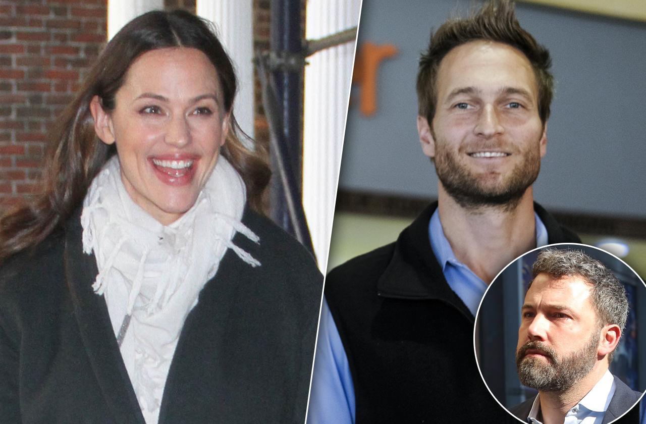 Ben Affleck Devastated Jen Garner Dating John Miller