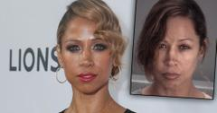 Stacey Dash 'Pushed,' 'Slapped' Victim Before Battery Arrest