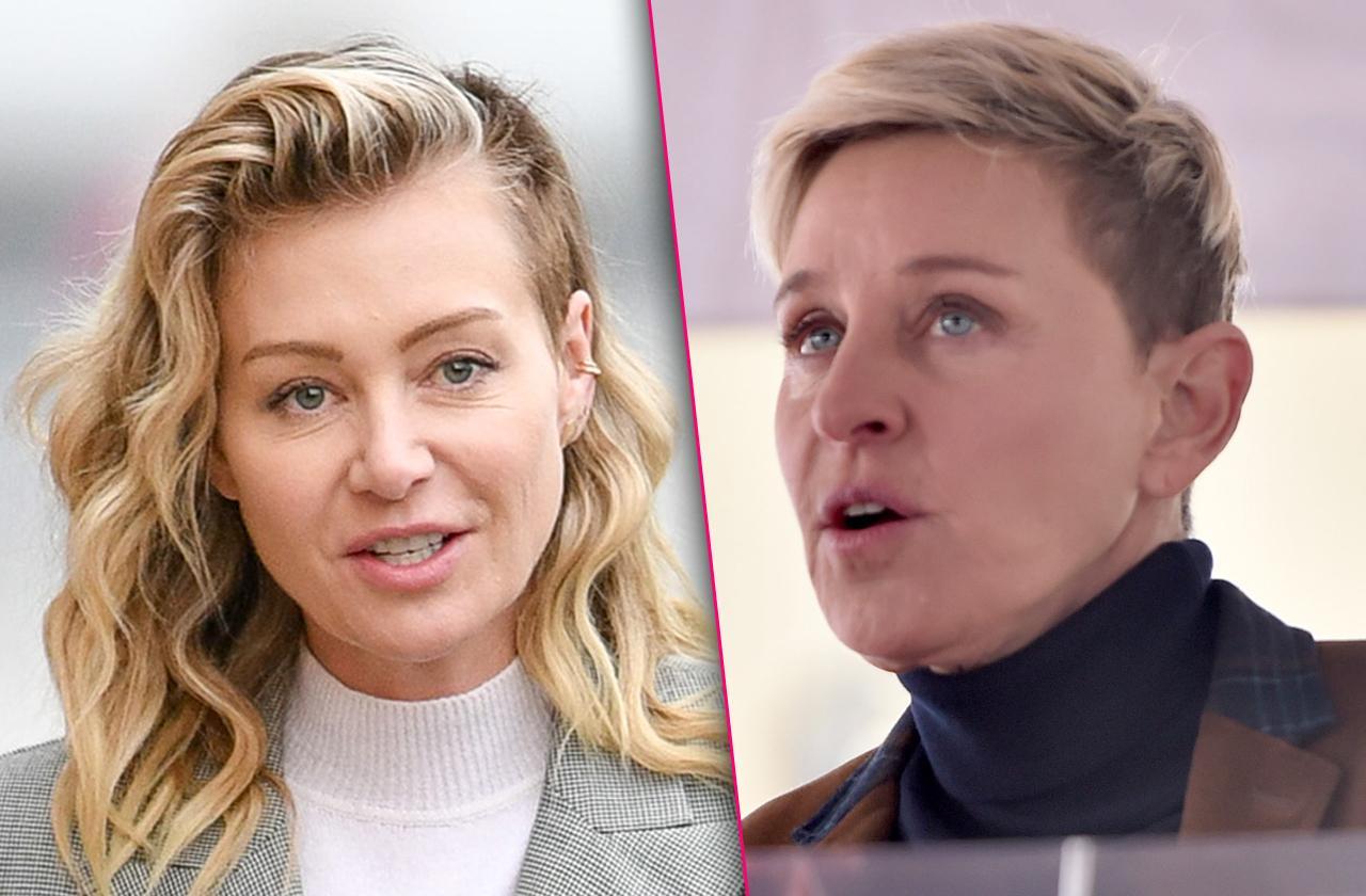 Ellen DeGeneres & Portia DeRossi Marriage Trouble