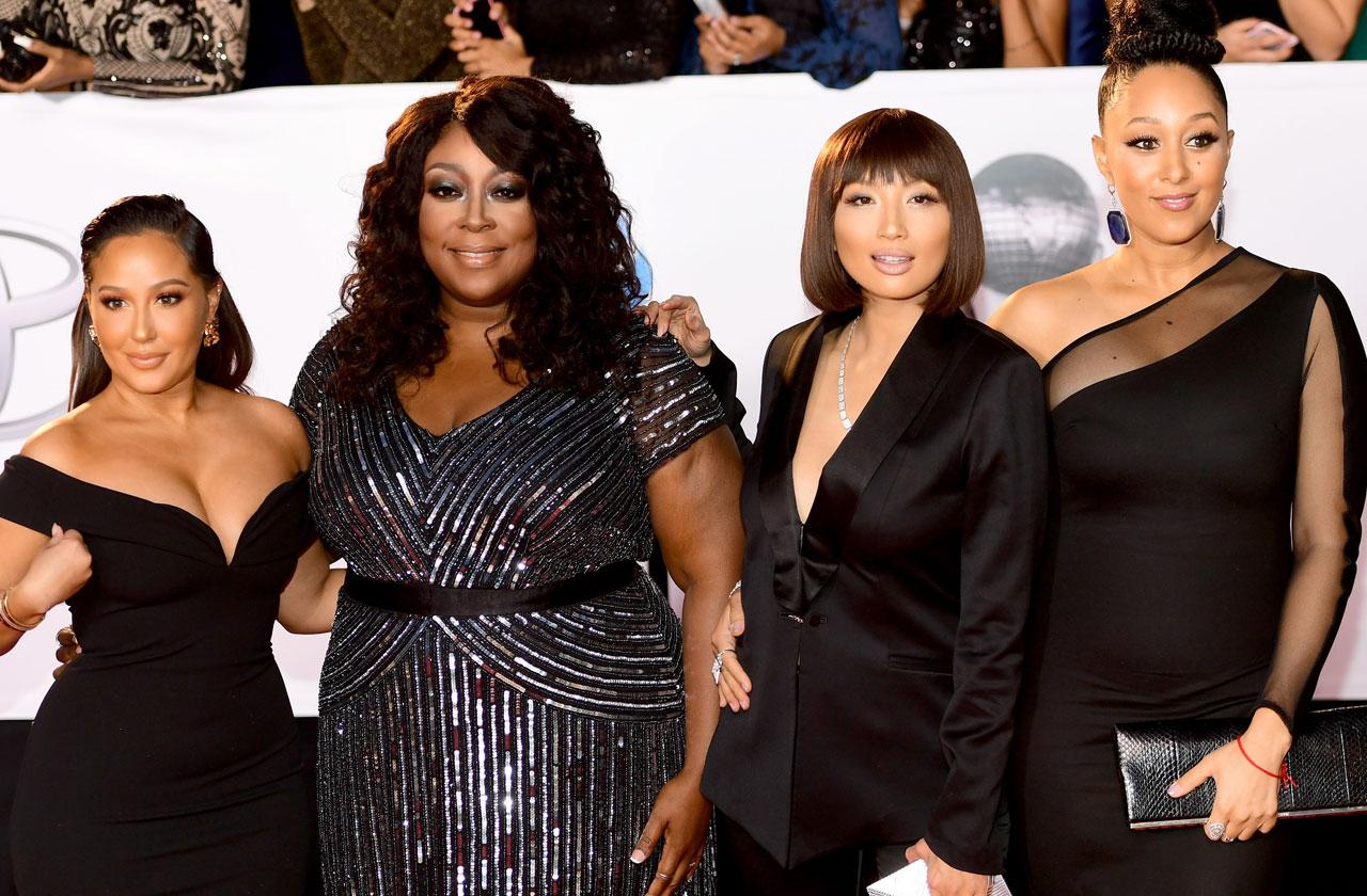 The Real Hosts Arrest Stories Tamera Mowry