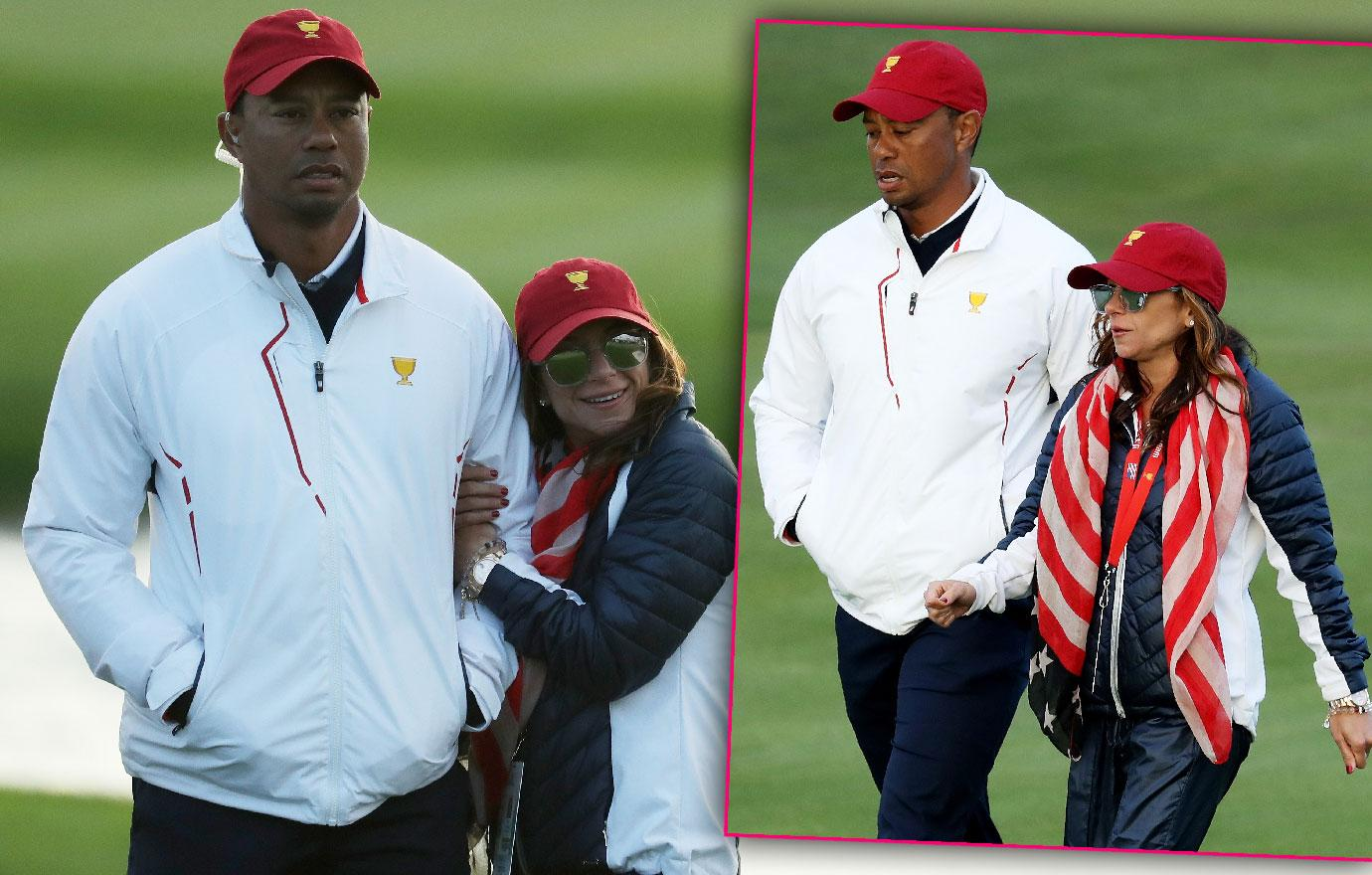 Tiger Woods Mystery Girlfriend Erica Herman Revealed