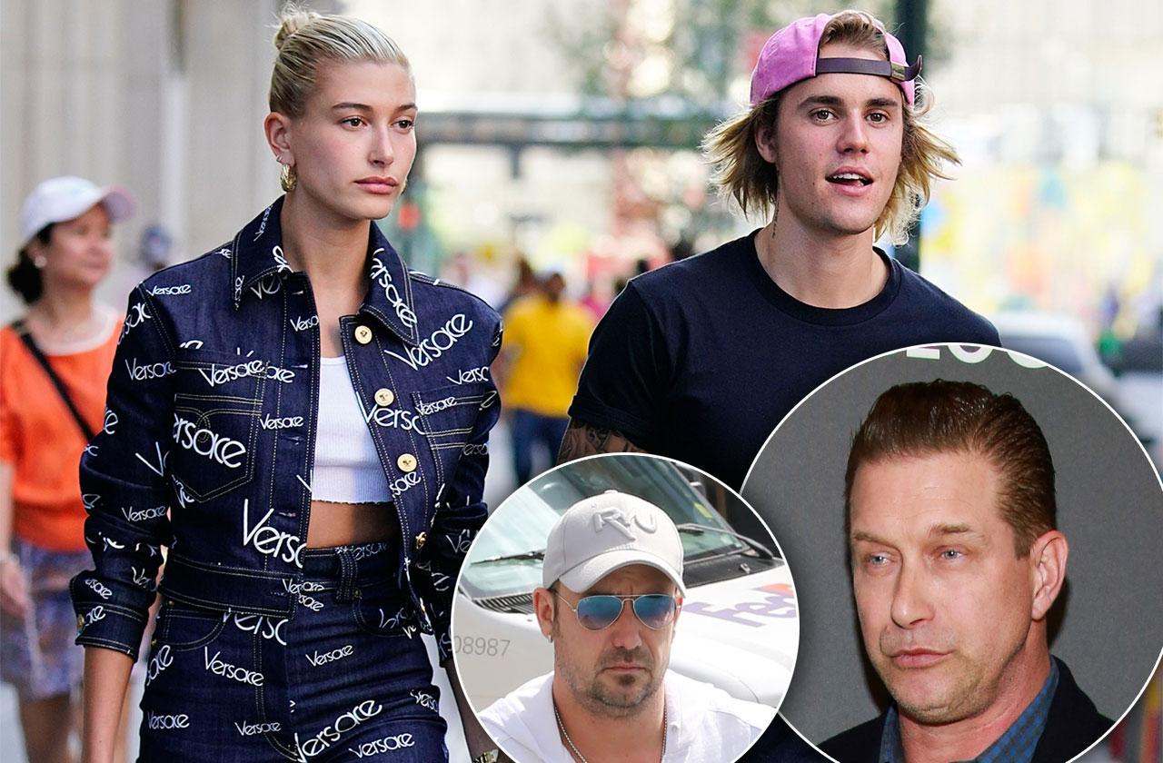 //Hailey Baldwin Justin Bieber Dads Confirm Engagement pp