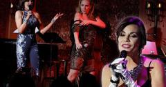 //Luann De Lesseps Misses Alcohol Cabaret pp