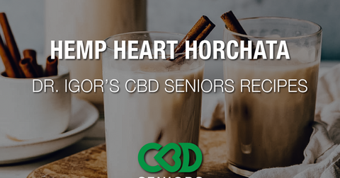Dr. Igor's Hemp Heart Horchata Recipe