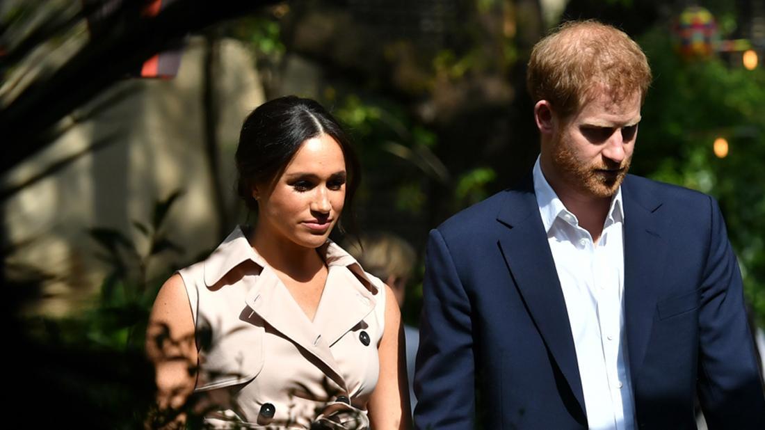 Buckling Under Pressure! Meghan Markle & Prince Harry Plan Six Week Break From Royal Duties