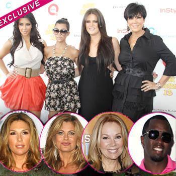 //kim kourtney khloe kardashian kris jenner celebs fashion scandal