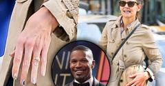 Katie Holmes Jamie Foxx Engaged Rumors Ring NYC