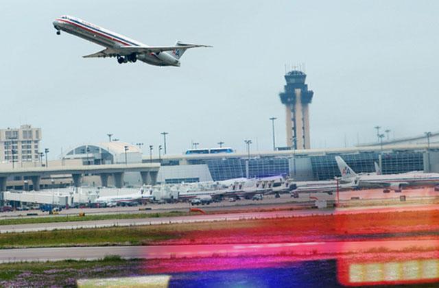 //Dallas Love Field Airport Shooting Instagram Video pp