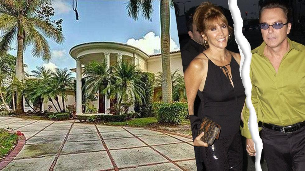 David Cassidy Nasty Divorce Details: Wife Banned From Their Home