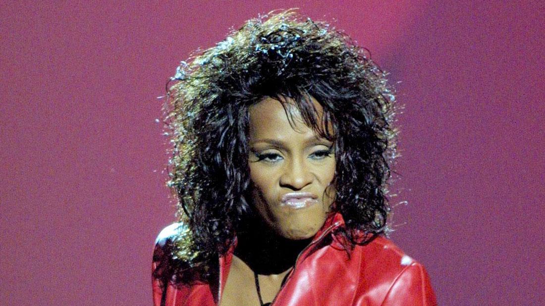 Whitney Houston Cocaine Addiction Exposed In Book—Star Felt Like 'Skin & Bones'