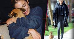 LeAnn Rimes Sees Dog Killed By Coyote