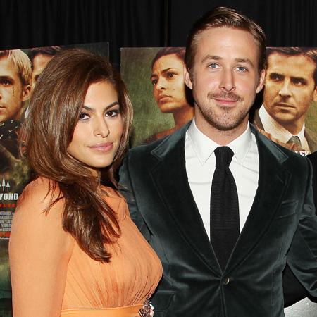 Eva Mendes & Ryan Gosling