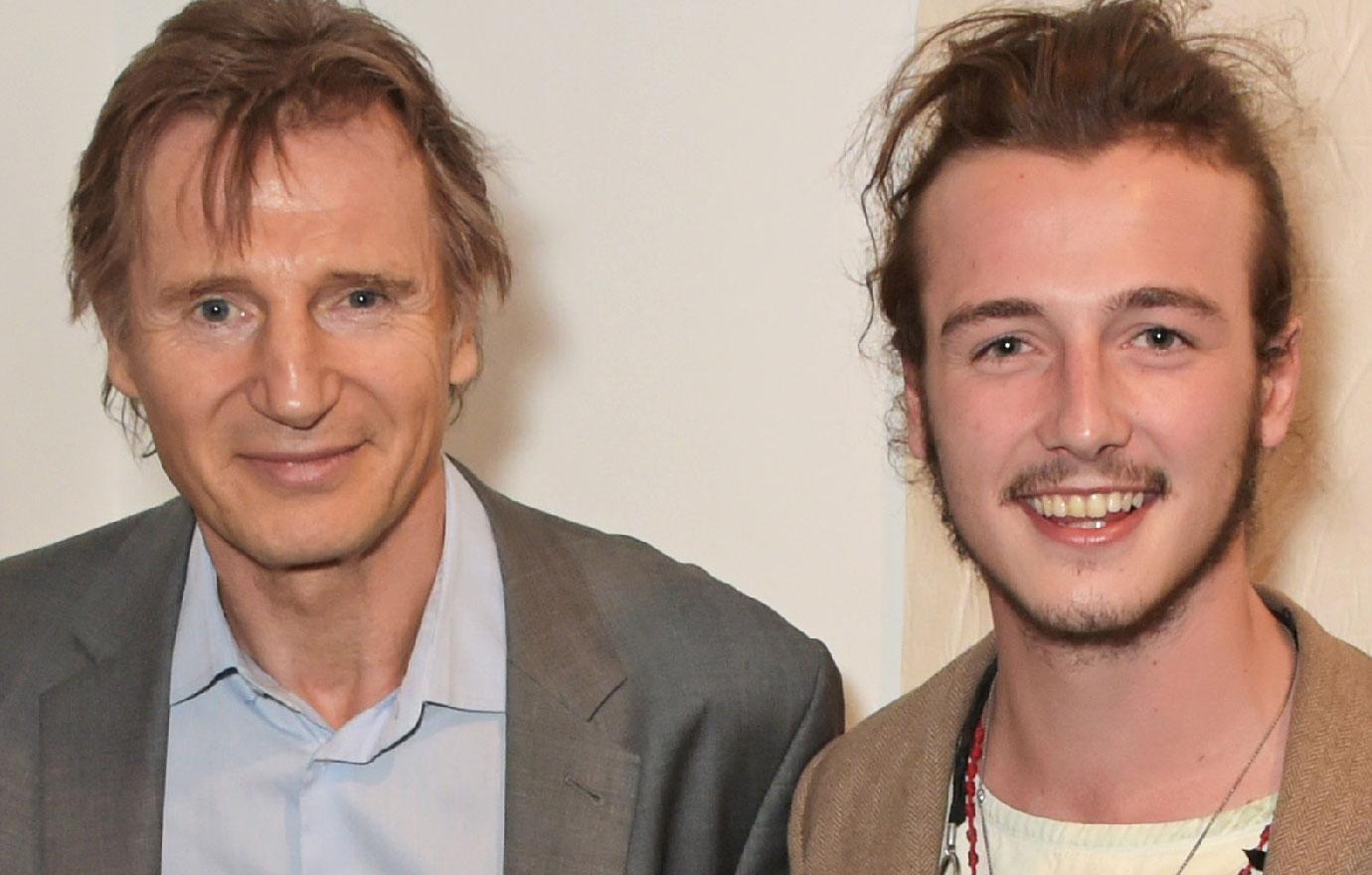 Liam Neeson Son Adopts Dead Mom Natasha Richardson's Last Name
