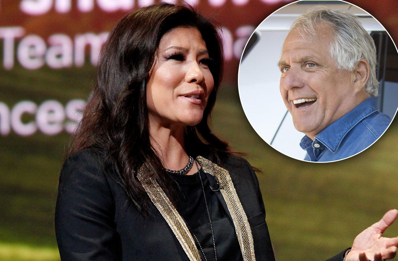 Julie Chen Supports Les Moonves Big Brother