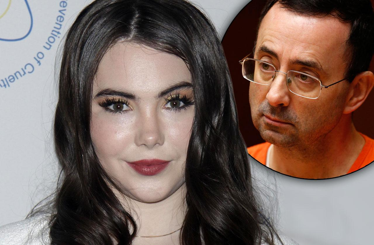 Larry Nassar Groomed McKayla Maroney Bread