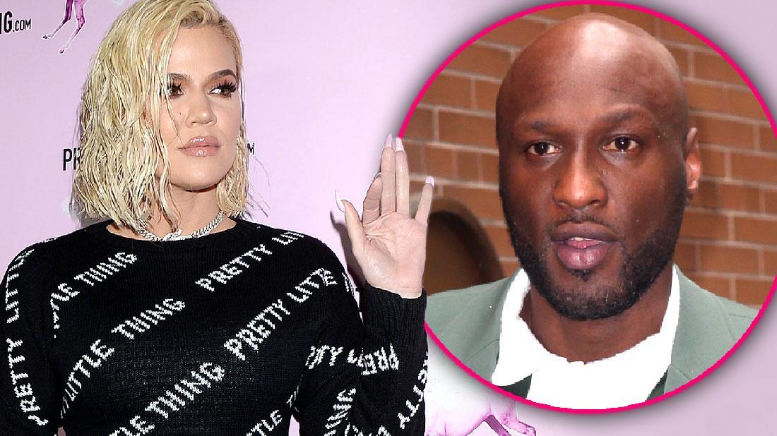 Khloe Kardashian Praises Ex Lamar Odom For Addiction Share