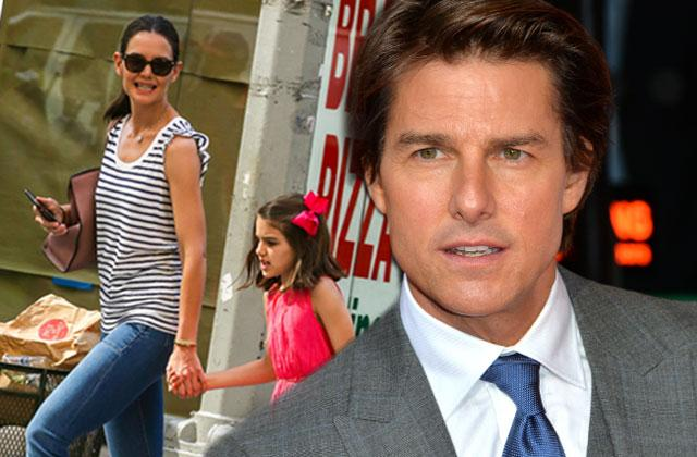 //tom cruise suri cruise birthday no presents dad pp