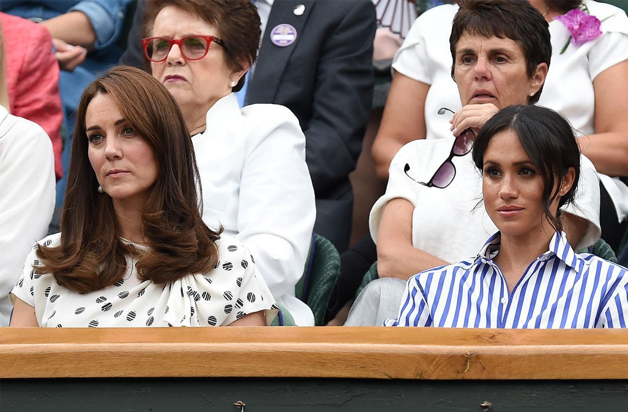 Meghan Markle & Kate Middleton Frenemies