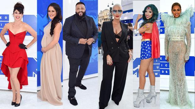 MTV VMAs Red Carpet