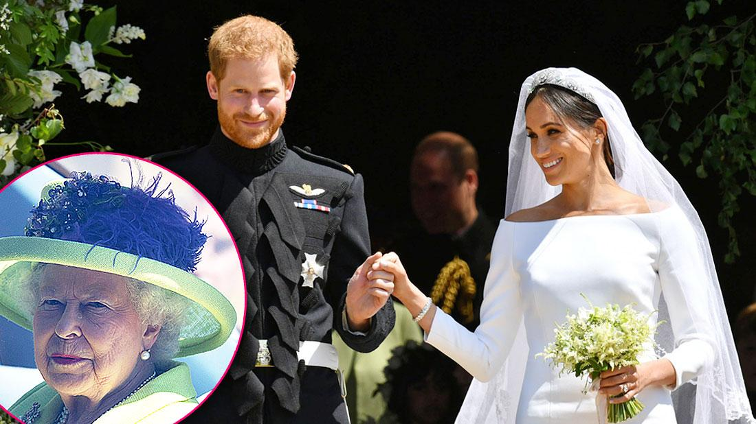 Prince Harry Meghan Markle wedding souvenirs removed Royal Collection website