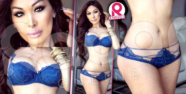 //ana sabrina london transexual lingerie pics hank baskett cheating kendra wilkinson exclusive radar online wide