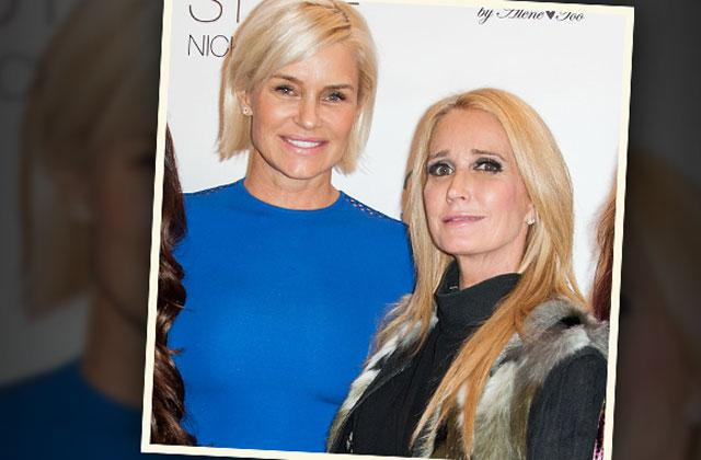 Yolanda Foster Kim Richards Ex Husband Monty Brinson Death