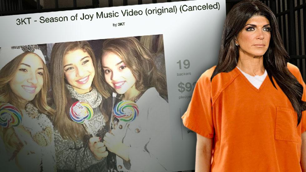 Teresa Giudice Daughter Gia Music Video