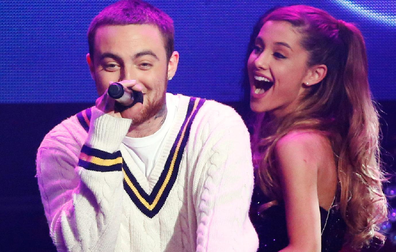Ariana Grande Posts Birthday Tribute To Mac Miller