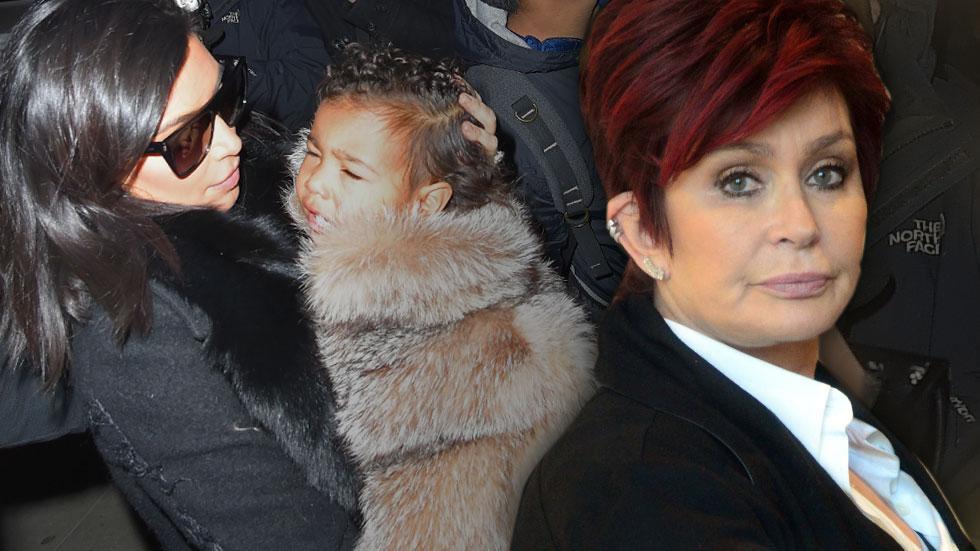Sharon Osbourne Slams Kim Kardashian