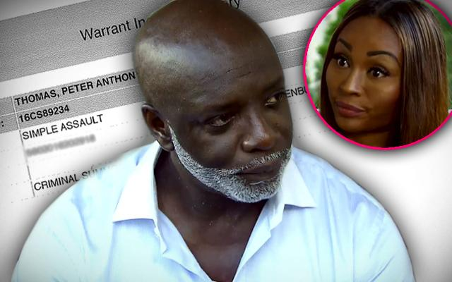 Peter Thomas Bar Fight Assault Charge