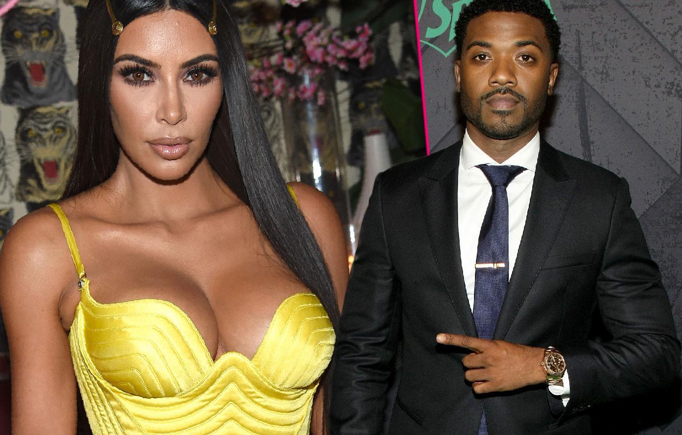 Ray J Claims Kim Kardashian Had Trunk Full Of Sex Toys