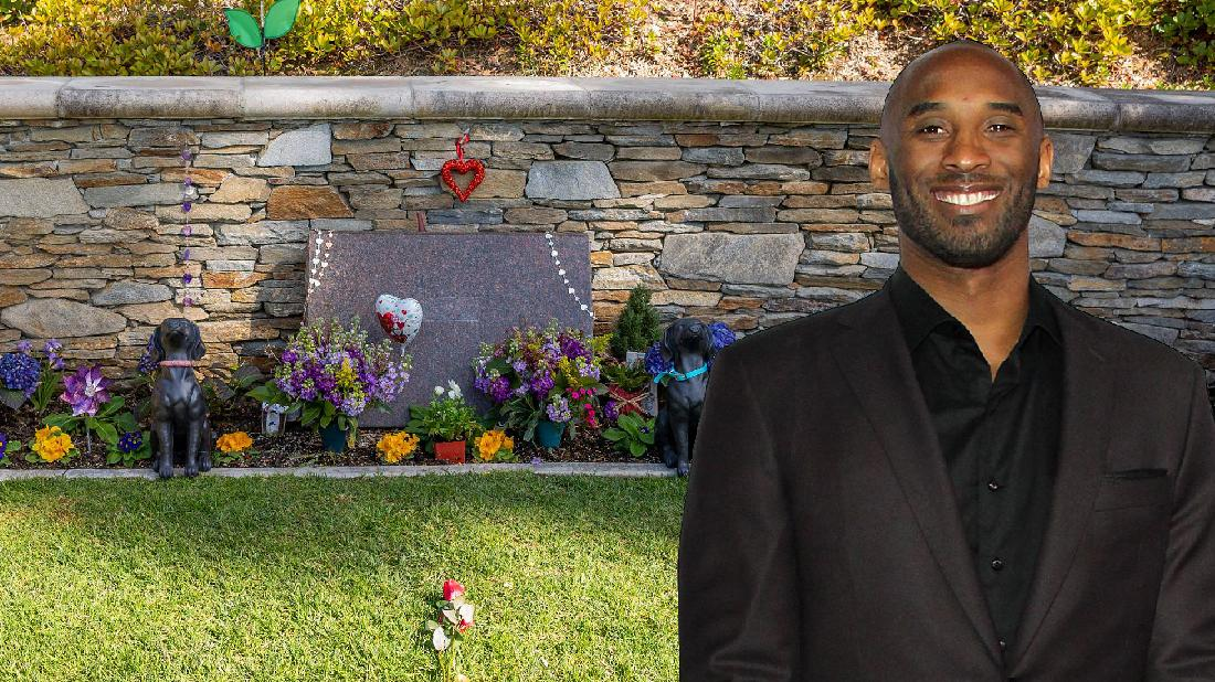 Kobe Bryant's Burial Site Exposed