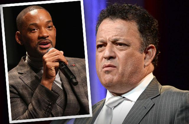//comedian paul rodriguez slams will smith steroids pp