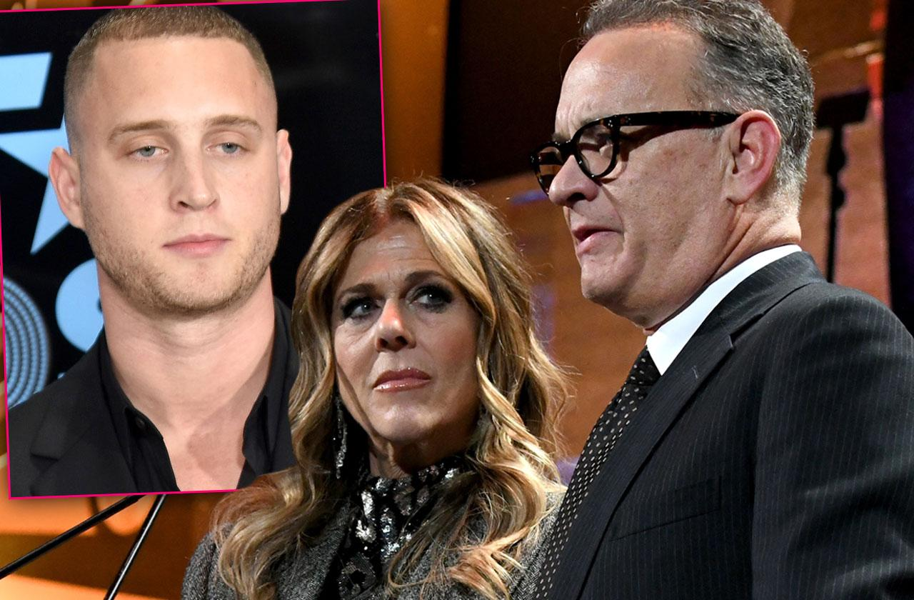 Tom Hanks Rita Wilson Settle Son Chet Car Crash Lawsuit