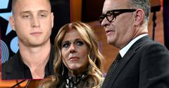 Tom Hanks Rita Wilson Settle Son Chet Car Crash Lawsuit