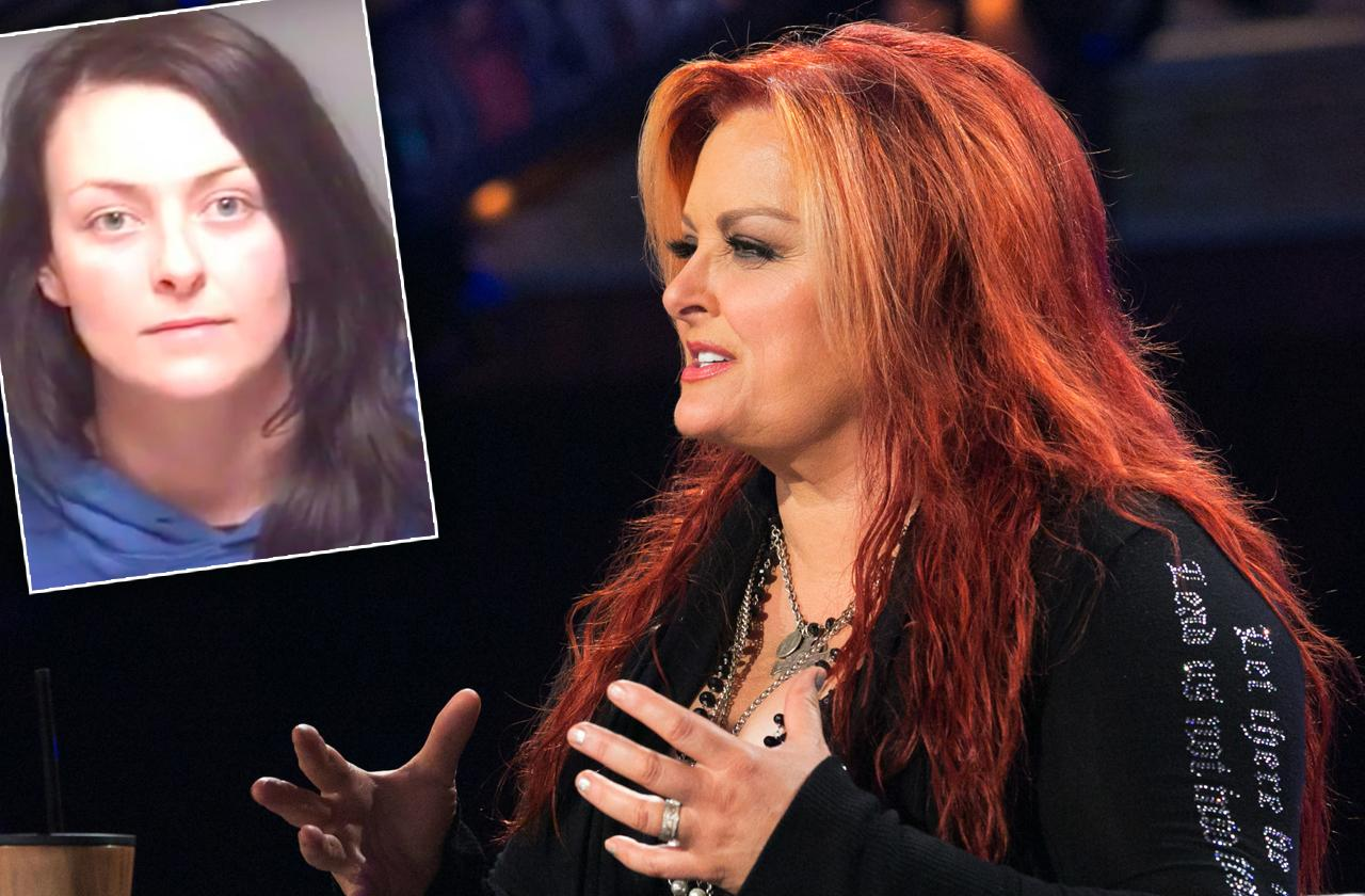Wynonna Judd daughter grace Pauline Kelley denied parole drug sentence