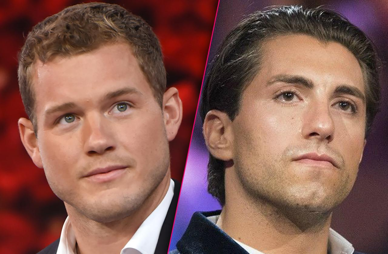 //jason tartick approached the bachelor before colton underwood casting pp