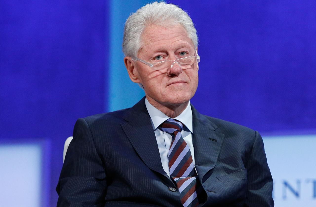 bill clinton heart attack health crisis troubled brother roger near death