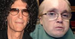 //howard stern and eric the midgeted lynch pp
