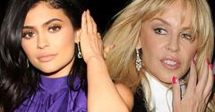 //Kylie Jenner Minogue Trademark Feud pp