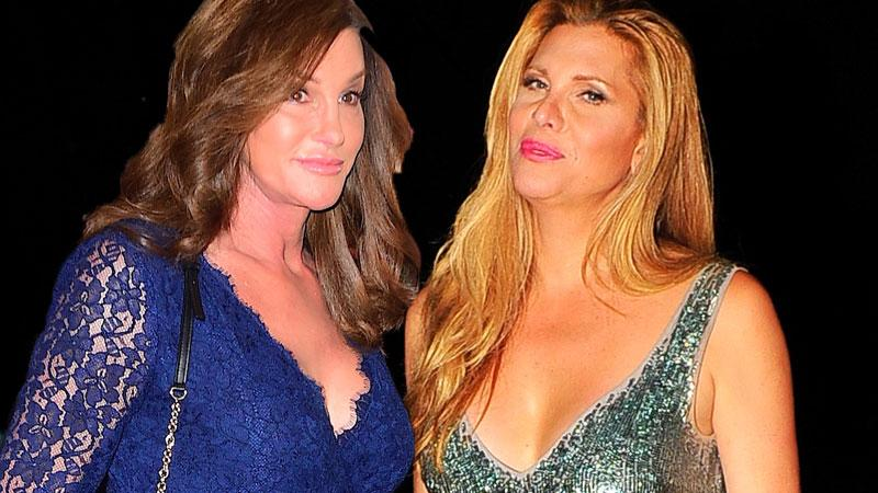 //caitlyn jenner candis cayne truth relationship dating haters pp