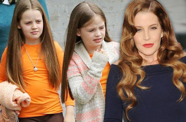 Lisa Marie Presley Ordered To Rehab Or Lose Her Kids
