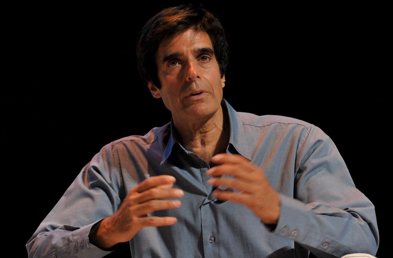David Copperfield Accused Sexual Assault Teen
