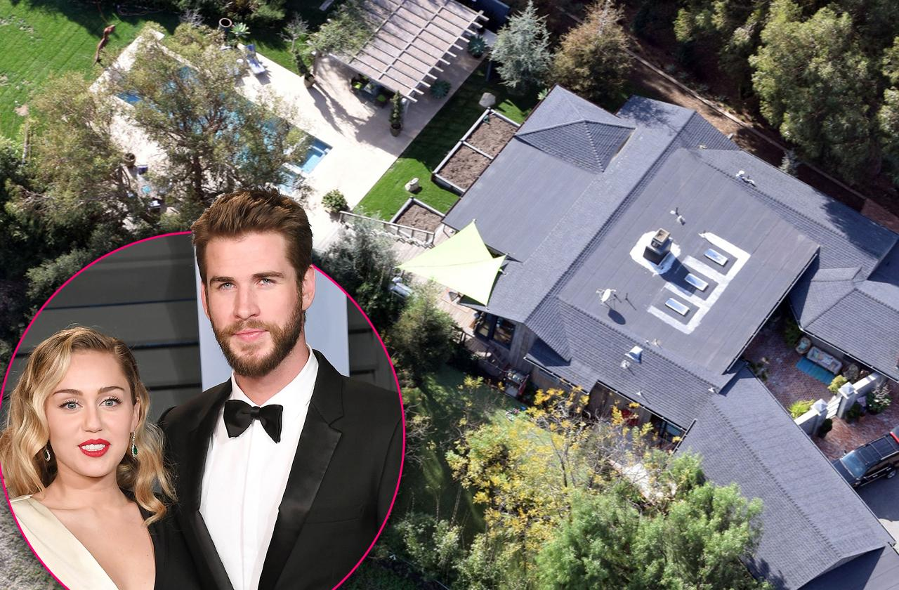 Miley Cyrus Moves Out Of Shared Liam Hemsworth Malibu Mansion
